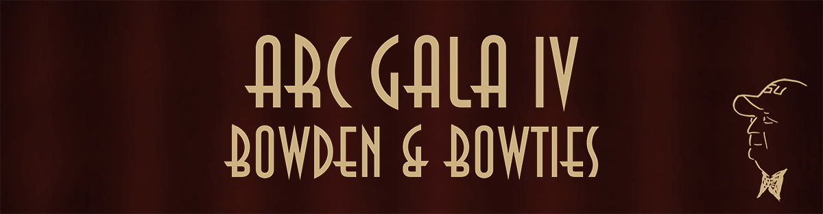 The Arc's Bowden & Bowties Banner