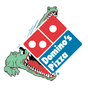 Gator Dominos Pizza