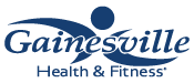 Gainesville Health & Fitness Center Logo
